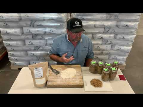 Load and play video in Gallery viewer, Organic Skagit 1109 T85 Specialty Flour