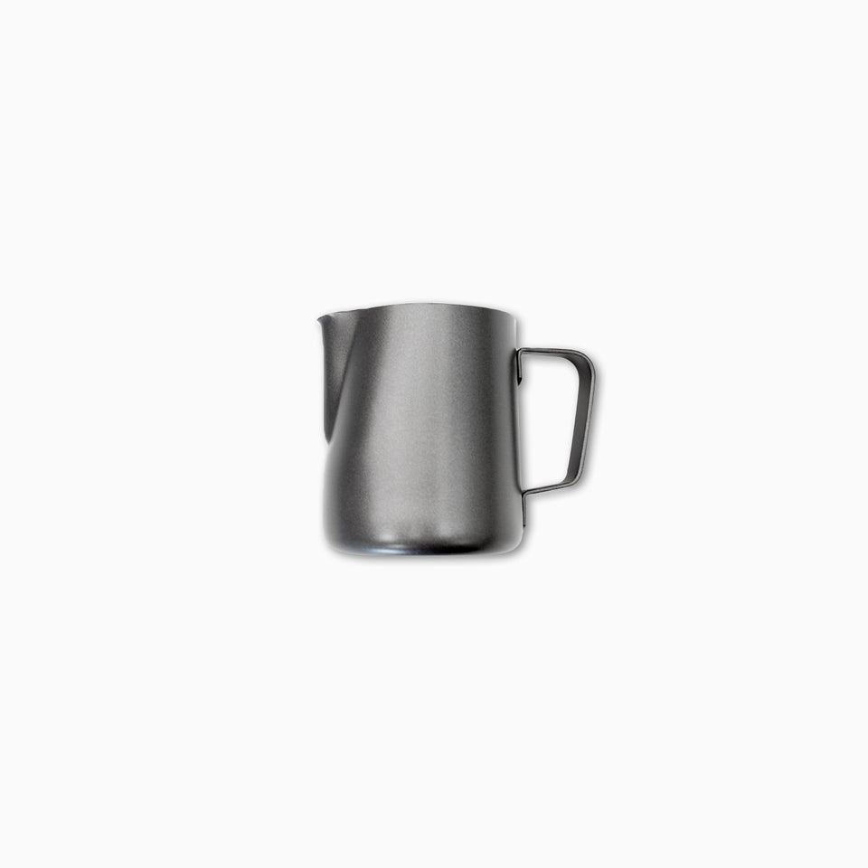 Barista's Milk Pitcher (Black)