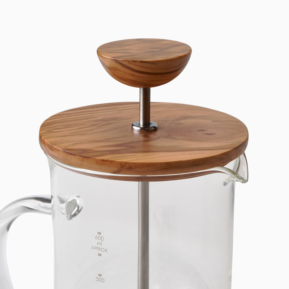 Hario French Press – Café Press Wood