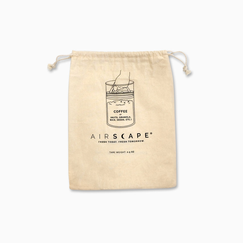 Airscape® Canister Medium (with tote bag)