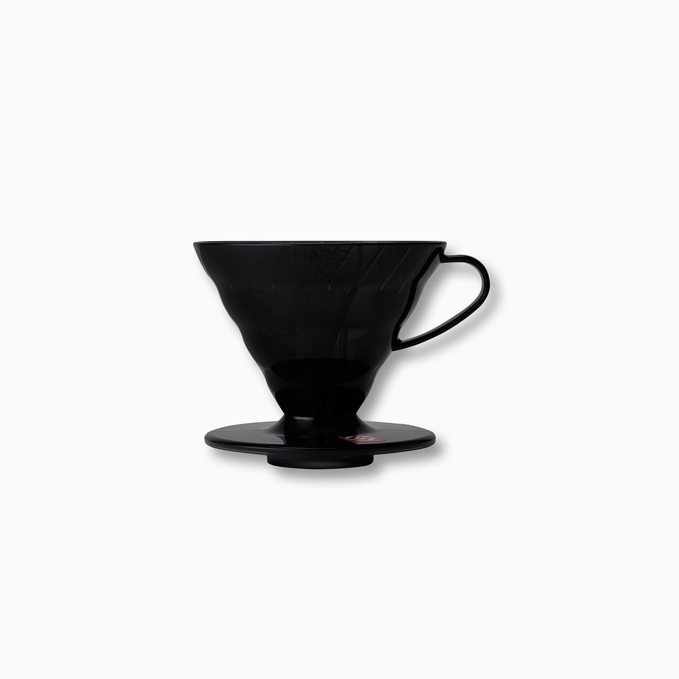 Hario V60 Plastic Dripper (with filters and scoop)