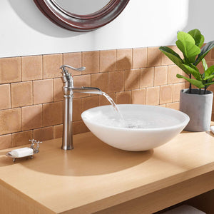 BWE A-96135 Single handle style Faucet (Full KIT, Tall/Short)