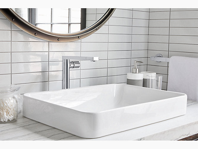 Vox® Rectangle Vessel bathroom sink