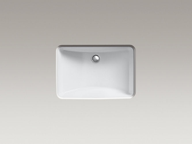 "Ladena® 20-7/8"" x 14-3/8"" x 8-1/8"" Under-mount bathroom sink"