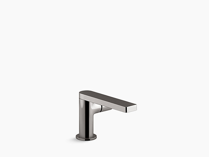 Composed® single-handle bathroom sink faucet with pure handle
