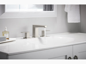 Honesty®Widespread Bathroom Sink Faucet