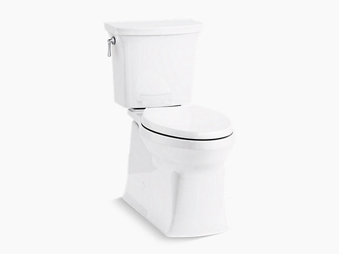 "Corbelle® ""Two-Piece"" Elongated Toilet (with Continuous Clean Tech.)"