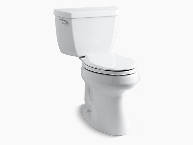 "Highline® ""Two-Piece"" Elongated Toilet (with 10"" rough in)"