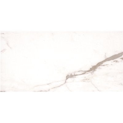 MSI White Vena 12 in. x 24 in. Matte Ceramic Wall Tile (16 sq. ft. / case)