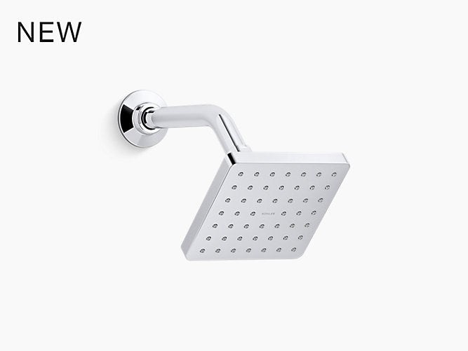 Parallel™ Shower Head with Katalyst® air-induction Tech.