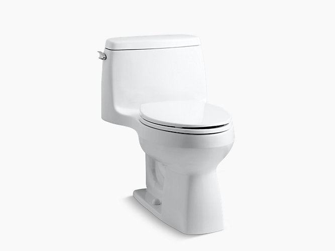 "Santa Rosa ""One-Piece"" Elongated Toilet (with quiet close seat)"