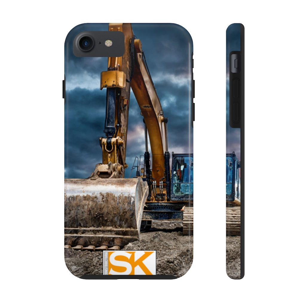 Excavator Case Mate Tough (Iphone/Android)