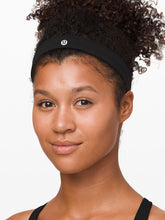 Load image into Gallery viewer, Cardio Cross Trainer Headband: Black