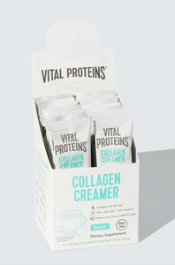 Collagen Creamer: Coconut Stick Packs