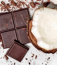 Load image into Gallery viewer, Collagen Whey: Dark Chocolate & Coconut Water