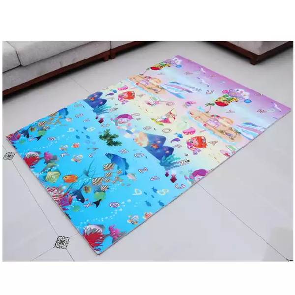 Large Double Sided Baby Crawling Play Mat