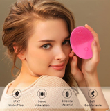 Electric Deep Cleansing Facial Brush