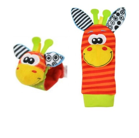 Wrist & Sock Rattle Set
