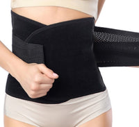 Shapewear: Postpartum Belly Binder Support Belt
