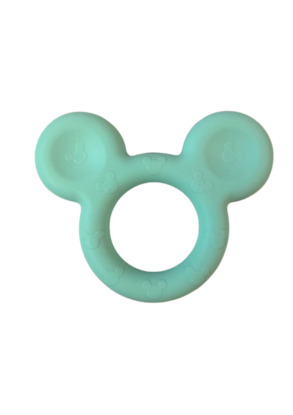 Micky Mouse Silicone Teether (Various colours)