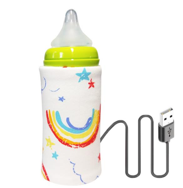 USB Charging Baby Bottle Warming Cover