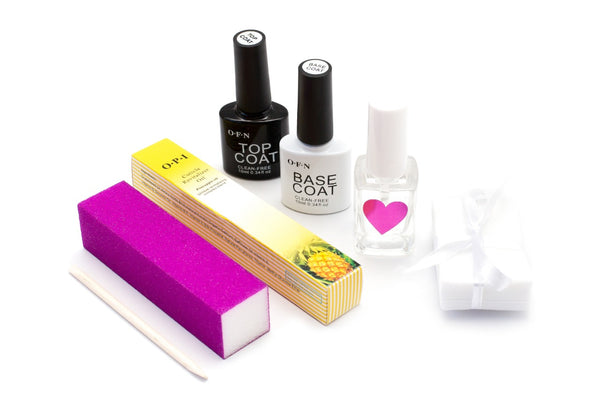 UV Gel Nail Polish Top-Up Kit