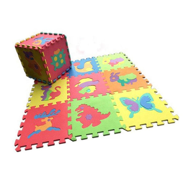 Eva Foam Baby  Play Mat (10 tiles)