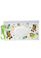 Refillable Wet Wipe Pouch