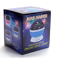 Starry Sky Night Light - Best Seller