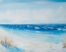 "Load image into Gallery viewer, Meikle Studios | Painting called ""Life is a Beach"""