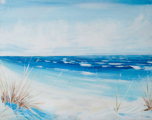 "Meikle Studios | Painting called ""Life is a Beach"""