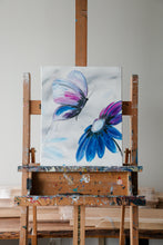 Load image into Gallery viewer, Meikle Studios | Painting on easel with white background.
