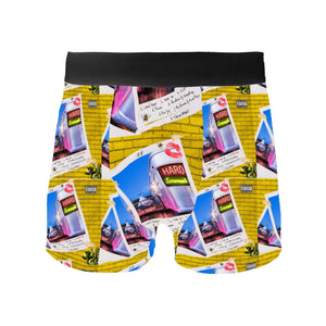 Men's Hard Lemonade Boxer Briefs