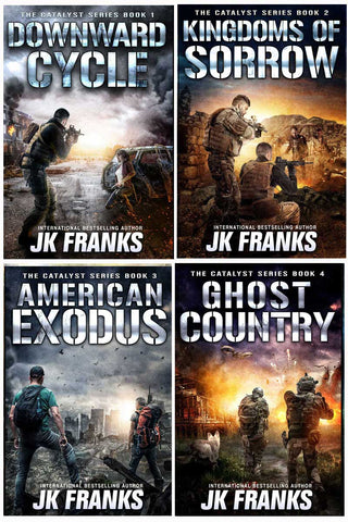 Image of The Complete Catalyst Series    All 4 eBooks in One
