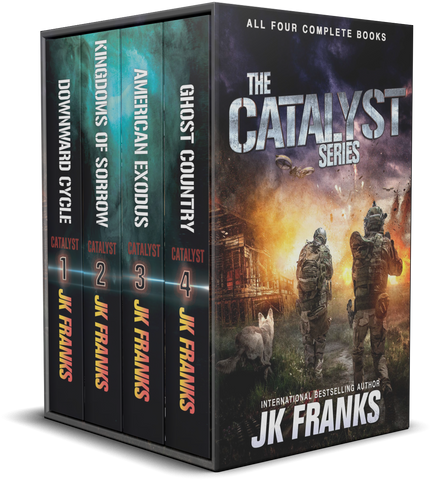The Complete Catalyst Series    All 4 eBooks in One