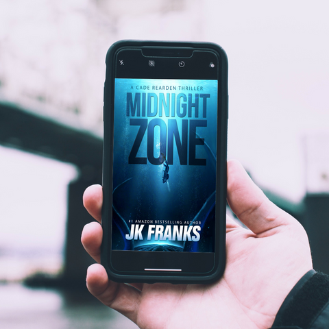Image of Midnight Zone    Cade Rearden Thriller #2
