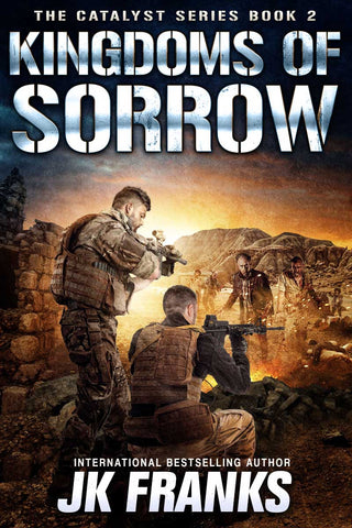 Image of Kingdoms of Sorrow  Catalyst Book 2