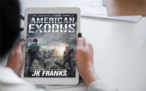 Image of American Exodus  Catalyst Book 3