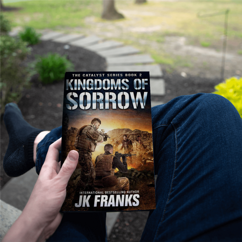 Kingdoms of Sorrow  Catalyst Book 2