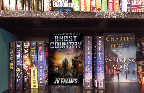 Ghost Country   Catalyst Book 4