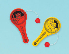 Transformers (tm) Paddle Ball Favors