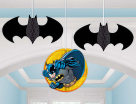 Honeycomb Dec - Batman