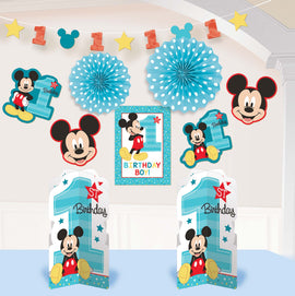 Disney Mickey's Fun To Be One  Room Decorating Kit