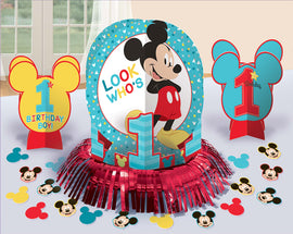 Disney Mickey's Fun To Be One  Table Decorating Kit
