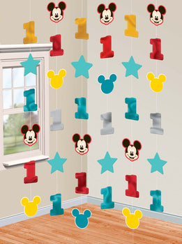 Disney Mickey's Fun To Be One  String Decorations