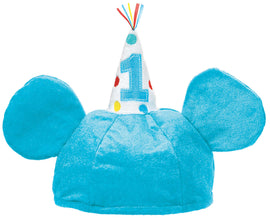 Disney Mickey's Fun To Be One  Novelty Hat