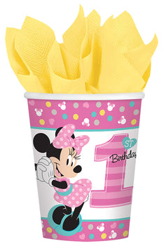 �Disney Minnie's Fun To Be One Cups, 9 oz.