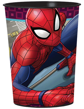 Spider-Man (tm) Webbed Wonder Favor Cup