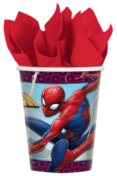 Spider-Man (tm) Webbed Wonder Cups, 9 oz.