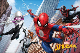 Spider-Man (tm) Webbed Wonder Party Game